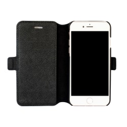 iPhone 8 - Plånboksfodral Svart