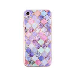 iPhone 8 - Skal 2. Purple mosaic