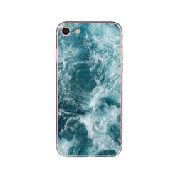 iPhone 8 - Skal 12. Ocean marble