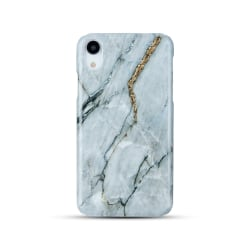 iPhone XR - Skal 10. Ice Gold Marble