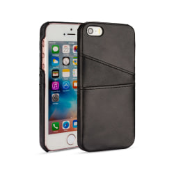 Kortskal - Svart - iPhone 5/5S Svart