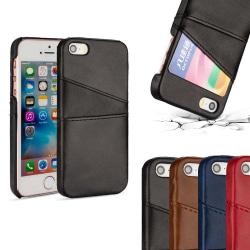 Skal - iPhone 5/5S/SE Svart