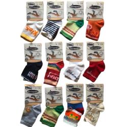 12 pack Baby Sockor Storlek 17-20 17-20