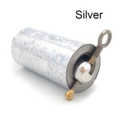 110CM Metal Appearing Cane Magic Tricks toy Illusion Silk to