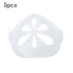 5pcs Mask Bracket Face Cover Holder Inner Stand Breathing Space