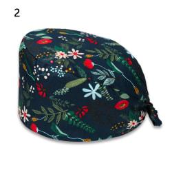 Doctor Hat Nurse Cap Scrub Hat 2 2
