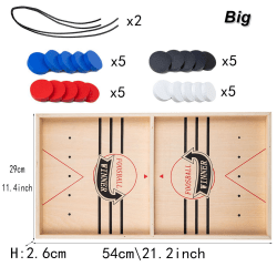 Puck Game Family Toys Fast Sling BIG SIZE
