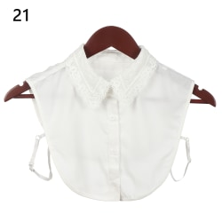 Shirt Fake Collar Clothes Accessories 21