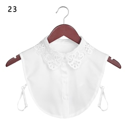 Shirt Fake Collar Clothes Accessories Blouse False Collar 23