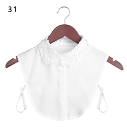 Shirt Fake Collar Clothes Accessories Blouse False Collar 31