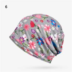 Women Turban Hat Muslim Hijabs Head Wrap 6 6