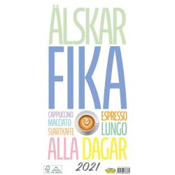 Älskar Fika kalender 2021