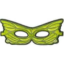 Ansiktsmask - grön älva Grön