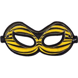 Ansiktsmask - gul humla Gul