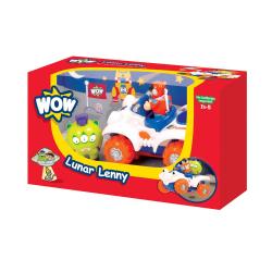 Rymdfyrhjuling Lunar Lenny från WOW toys