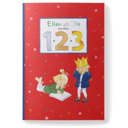Skrivbok - Ellen och Olle kan räkna 1 2 3