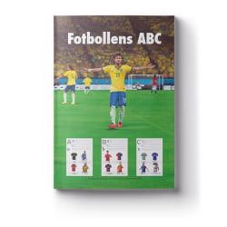 Skrivbok - Fotbollens ABC