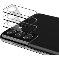 3-pack C4U® Kamera linsskydd i härdat glas för Galaxy S21+ Galaxy S21+