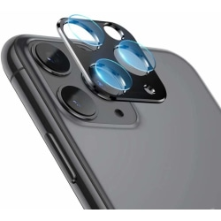 C4U® iPhone 11 Pro Max Kamera linsskydd i härdat glas med ram iPhone 11 Pro
