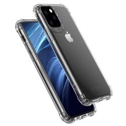 C4U® iPhone 11 Pro Shockproof - Slimmat genomskinligt skal iphone 11 Pro