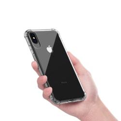 C4U® iPhone XR Shockproof - Slimmat genomskinligt skal