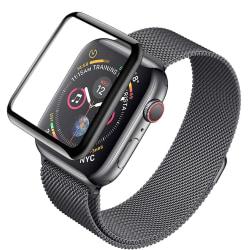 C4U® skärmskydd för Apple Watch Series 4 / 5 / 6 40mm 3D