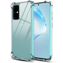 C4U® Slimmat genomskinligt skal Samsung Galaxy S20+ ShockClear Transparent