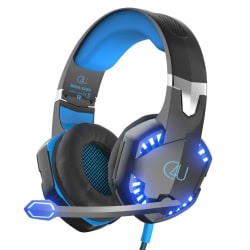 Gaming headset hörlurar C4U® G2000 Mic för Playstation 4 / Ps4 P