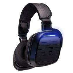 Trådlösa Gaming headset hörlurar TX70 Mic PC för Playstation 4 / Svart