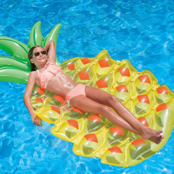 Luftmadrass Ananas 115829