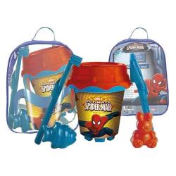 Strandleksaker set Spiderman (7 pcs)