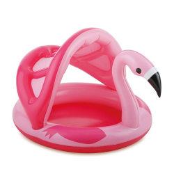 Uppblåsbar flamingo (114 x 103 x 72 cm)