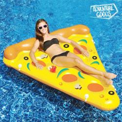 Uppblåsbar madrass Pizza