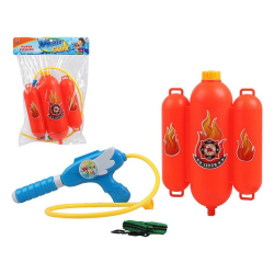 Vattenpistol med ryggburen reservoar Firefighter