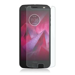 (BULK) 10ST Skärmskydd Motorola Moto X4 | Glasskydd av härdat gl Guld