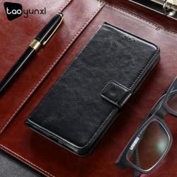 Fodral till Samsung Galaxy A8 2018 Klassisk 5 Svart Blå