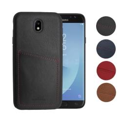 Mobilskal Samsung Galaxy J7 (2017) | Classic Case Black Svart