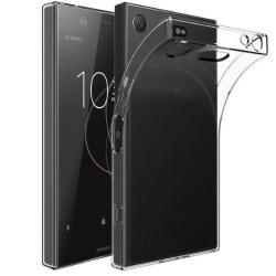 Skal till Sony Xepria XZ1 Compact Transparent Rosa
