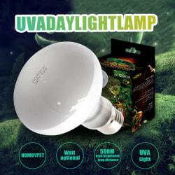 220V Reptile Light Bulb Heating Lamp Tortoise Snake Pet Bulb 100W
