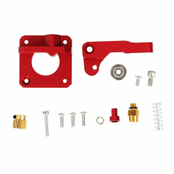 3D Printer Accessories Metal Extruder MK8 CR-10/10S Upgrade Part Red