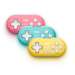 8 Bitdo Zero 2 Bluetooth Gamepad Para For Nintendo Switch P