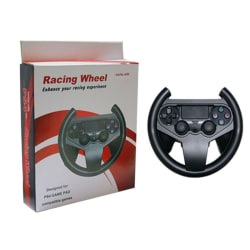 Designed for PS4 game racing steering wheel PS4 game controller as picture