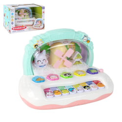 Kids Musical Instrument Toy Baby Flash Piano Educational Toys
