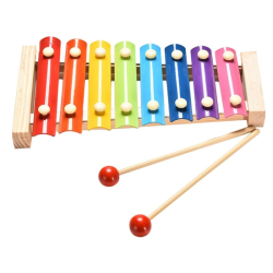 Musical Toys Knock On Piano Cool 8 Tones Hand Knock Kids Toys