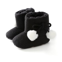 Newborn Baby Boots Toddler Girls Boys Winter Warm Boots Infant 2 7-12 Months 7-12 Mo