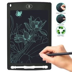 Portable LCD Electronic Tablet Board Writing Digiatal Drawing Black--4.4inch