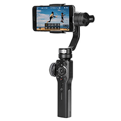 Smooth 4 3-Axis Handheld Gimbal Mount for Smartphone Camera A