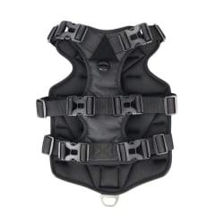 Tactical Dog Vest Harness Pet Justerbar koppel för hundträning