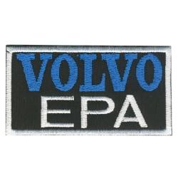 Volvo EPA Broderat Tygmärke