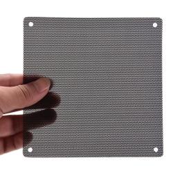 1 PC Cuttable Computer Mest 140mm PC Fan Net Dust Filter Dustpr